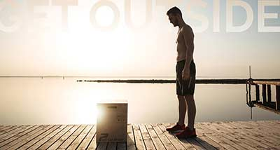 Brûlez un maximum de graisse avec exercices en plein air cet été